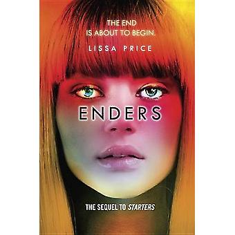 Enders by Lissa Price - 9780385742504 Book