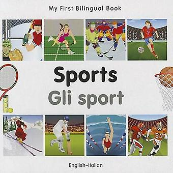 My First Bilingual Book - Sports by Milet Publishing - 9781840597547