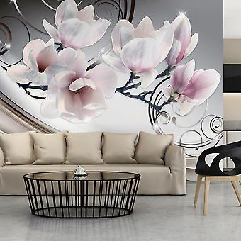 Wallpaper-Beauty of Magnolia
