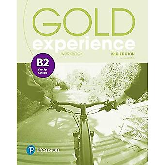 Gold Experience 2nd Editiona� B2 Workbook (Gold Experience)