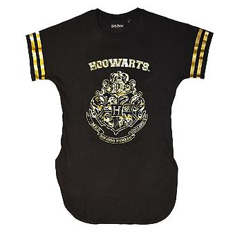 Ladies gold print harry potter™ t shirt