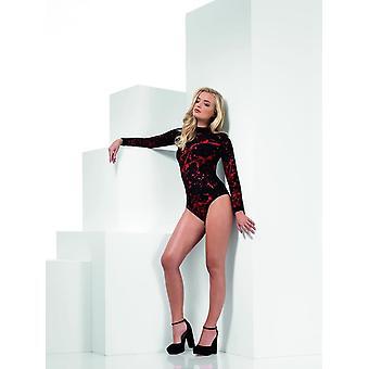 Opaque Bloody Bodysuit, Fever Body Stockings & Clubwear, UK Size 6-14