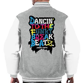London Banter Break Beatz Men's Varsity Jacket