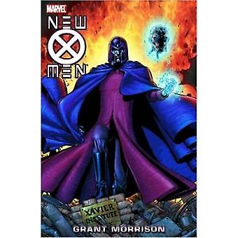 New X-Men - Book 3 - Ultimate Collection by Grant Morrison - Chris Bach