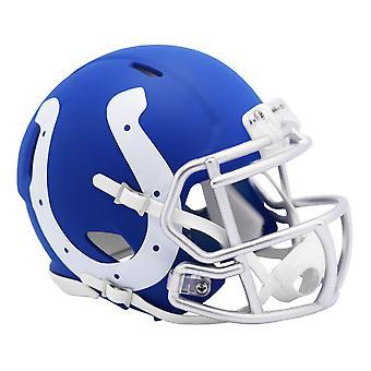 Riddell Speed Mini Football Helm - NFL AMP Indianapolis Colt
