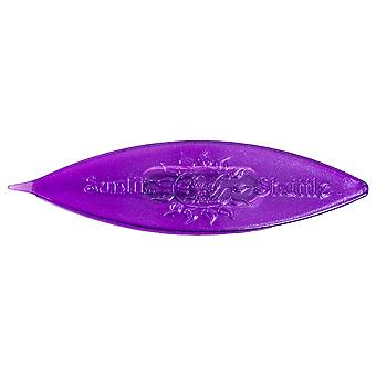 Sunlit Tatting Shuttle with Pick Sparkle Grape Shh47 7
