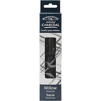 Winsor & Newton Artist Willow Charcoal Sticks 12 Pkg Assorted Awc70051 75