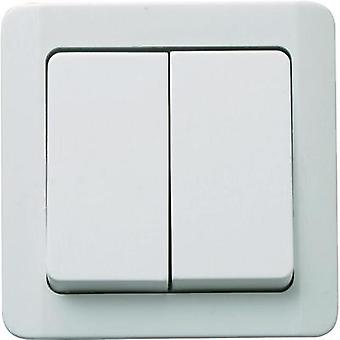 GAO Insert Series switch Nova (surface-mount) Whi