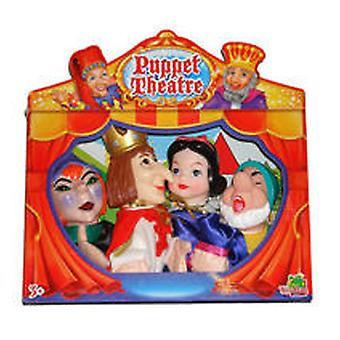 Dimasa September 4 Puppet Snow White