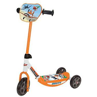 Smoby Scooter 3 Wheels Aircraft (Kids , Toys , Sport , Wheels , Scooters)