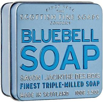 Scottish Fine Soaps Bluebell Jabón Lata