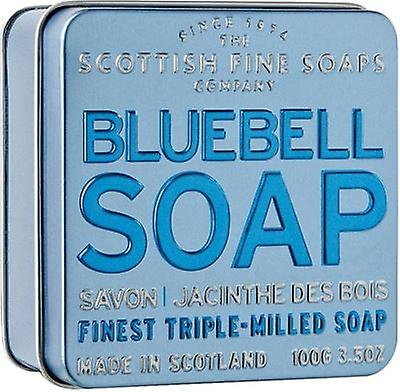 Scottish Fine Soaps Blue Soap Tin