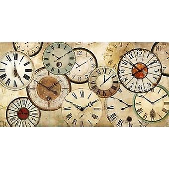 Timepieces Poster Print by  Joannoo