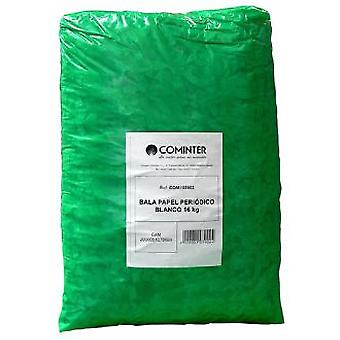 Cominter Bala Periodico White Paper 12-14kg (Horses , Beds , Paper)