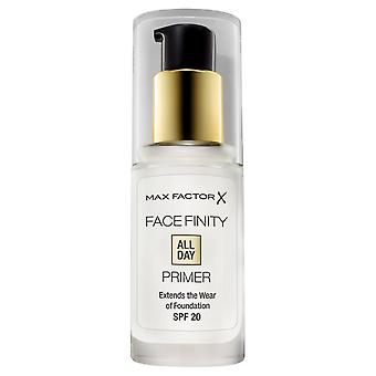 2 x Max Factor Facefinity All Day Primer SPF20 30ml