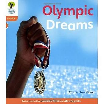 Oxford Reading Tree Level 6 Floppys Phonics NonFiction Olympic Dreams by Claire Llewellyn & Monica Hughes & Thelma Page & Roderick Hunt