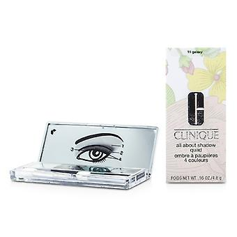 Clinique All over schaduw Quad - # 11 Galaxy 4x1.2g/0.04oz