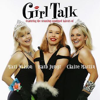 Wilson, Mari/Jungr, Barb/Martin, Cl - Girl Talk (vida amor y lápiz labial) [SACD] los E.e.u.u. las importaciones