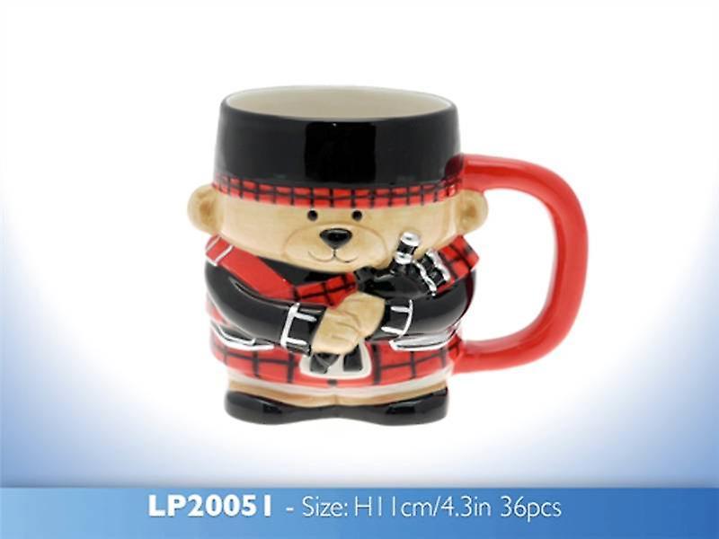 Piper Bear Mug