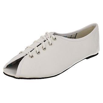 Kære plet på Casual lærred sko F0346