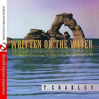 T. Coakley - Written on the Water [CD] USA import