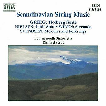 Grieg/Nielsen/Wiren/Svendsen - skandinavisk streng musikk [DVD] USA import