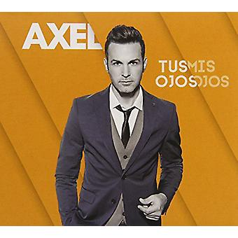 Axel - Tus Ojos Mis Ojos [CD] USA importeren