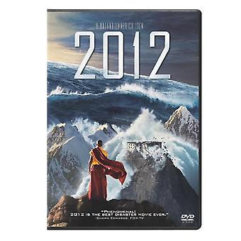 2012 [DVD] USA import