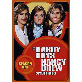 Hardy Boys/Nancy Drew Mysteries: Season 1 [DVD] USA import