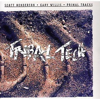 Tribal Tech - Primal Tracks [CD] USA importeren