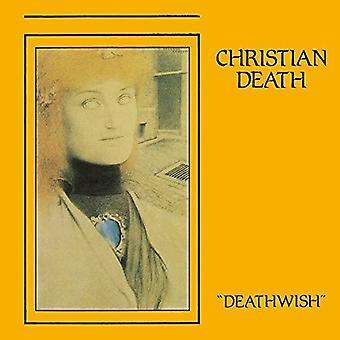 Christian Death - Deathwish [Vinyl] USA import