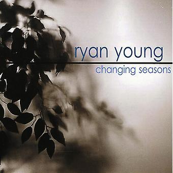 Ryan Young - Changing Seasons [CD] USA import