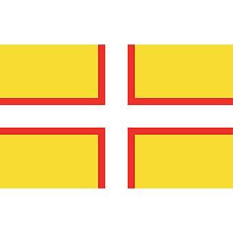 5ft x 3ft Flag - Dorset - St Wite