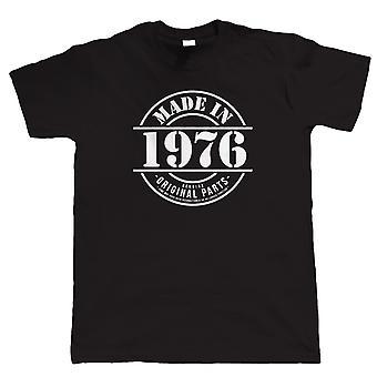 Vectorbomb, wykonane w 1976 śmieszne męskie T Shirt (od S do 5XL)