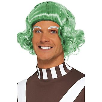 Candy maker wig men