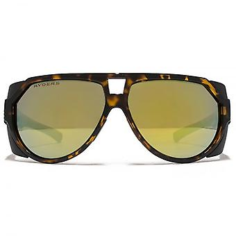Ryders Eyewear Tsuga Sunglasses In Tortoiseshell Polarised