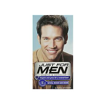 Just For Men Just For Men In Haircolour Medium Dark Brown (H-40)