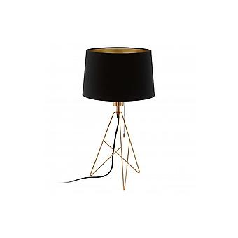 Eglo CAMPORALE Industrial Table Lamp
