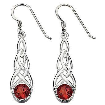 925 Silver Original Celtic Earring