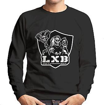 League of ekstraordinært Badguys førerne af universet mænds Sweatshirt