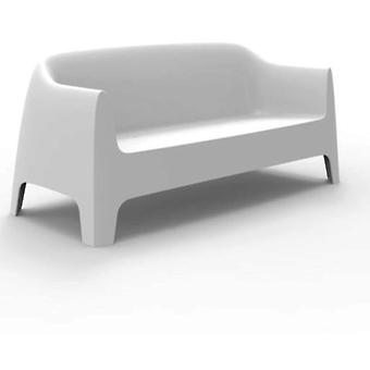 Vondom Stefano padded couch Solid White 55022Co
