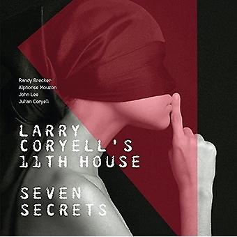 Sven, Larry (Larry Coryell 11 hus) - syv hemmeligheder [Vinyl] USA import
