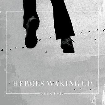 Anna Tivel - helte vågne op [CD] USA import