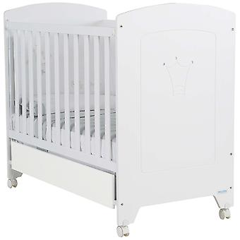 Micuna Cot White 120x60 Valentina (Home , Babies and Children , Bedroom , Cribs)