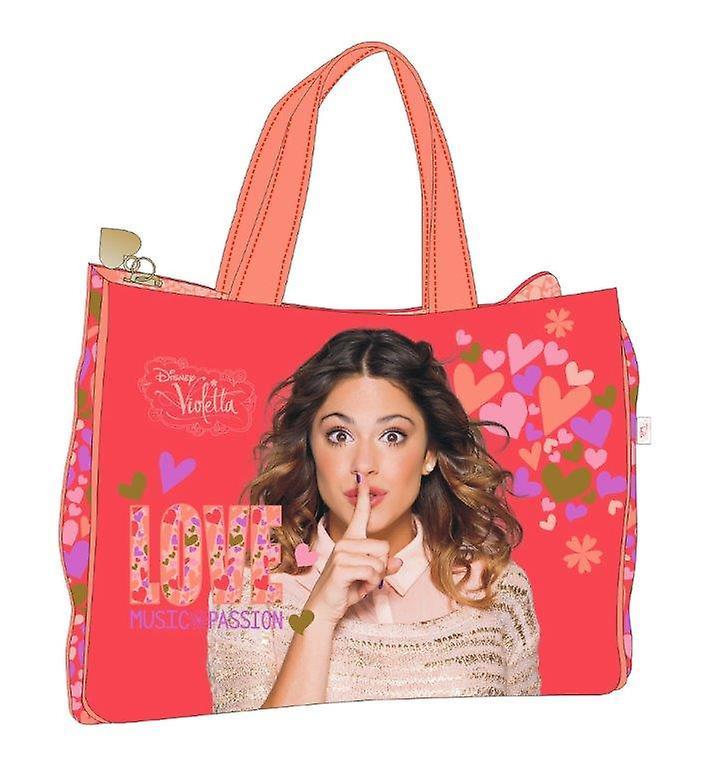 Bolso de compras Music Love de Violetta de Disney