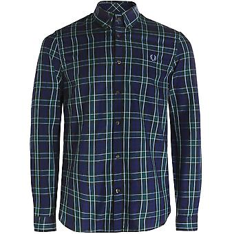 Camisa Fred Perry tartán