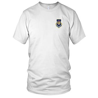 USAF Airforce - Air Force i Europa kommando broderet Patch - damer T Shirt