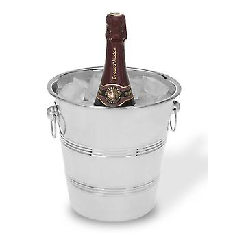 Kabalo Stainless Steel Large Ice Bucket Wine Beer Champagne Cooler with Handles