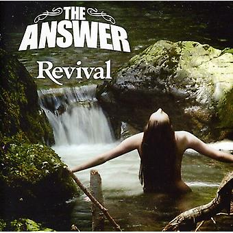 Answer - Revival [CD] USA import