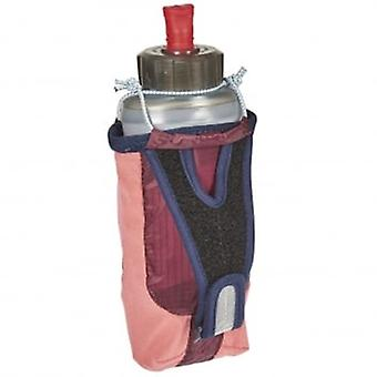 Clutch V4 Running Water Bottle With Storage Pouch Coral